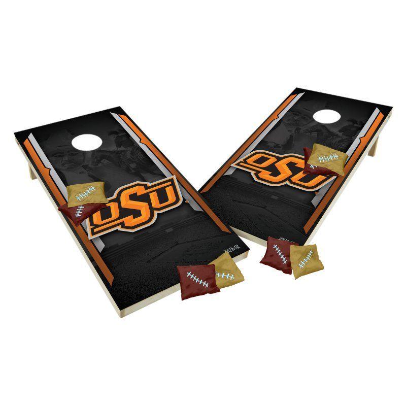 NCAA Tailgate Toss XL Shields Regulation Cornhole Set
