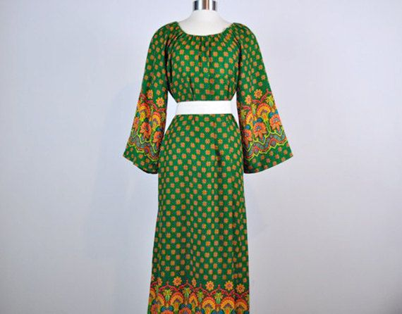 Groovy Hippie Dress ~ Elevations on Etsy
