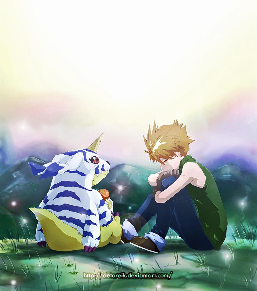 Digimon: Matt and Gabumon by Detoreik.deviantart.com on @deviantART ...