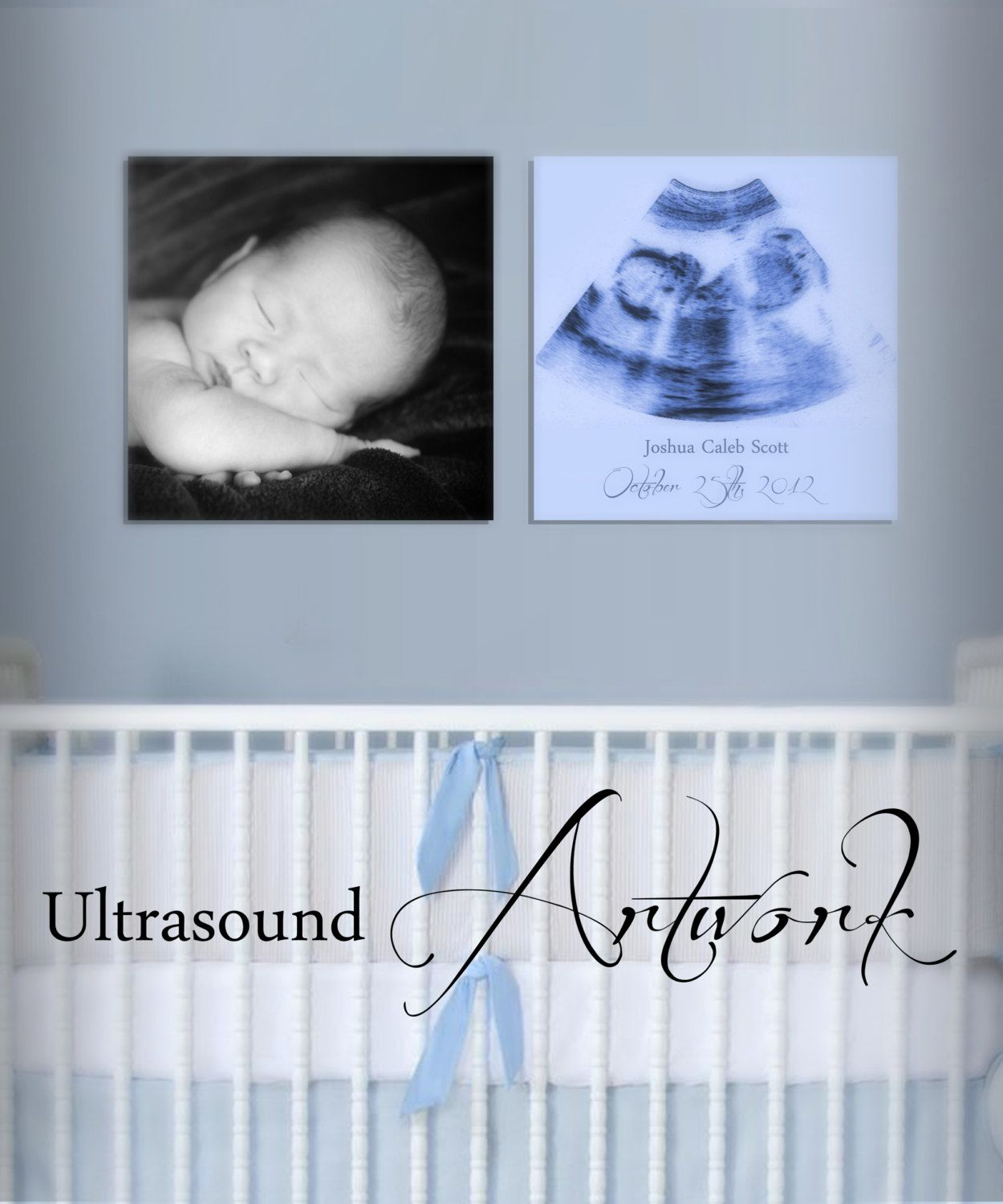 7 Small Bedroom Designs By Professional Experts: Its A Boyyyy!!:) Baby Room Decor Ultrasound Print 12x12