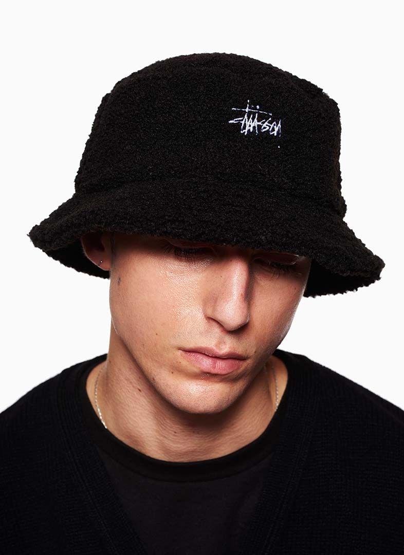 Kinfolk » Stussy Sherpa Fleece Bucket Hat  71630f6d60b7