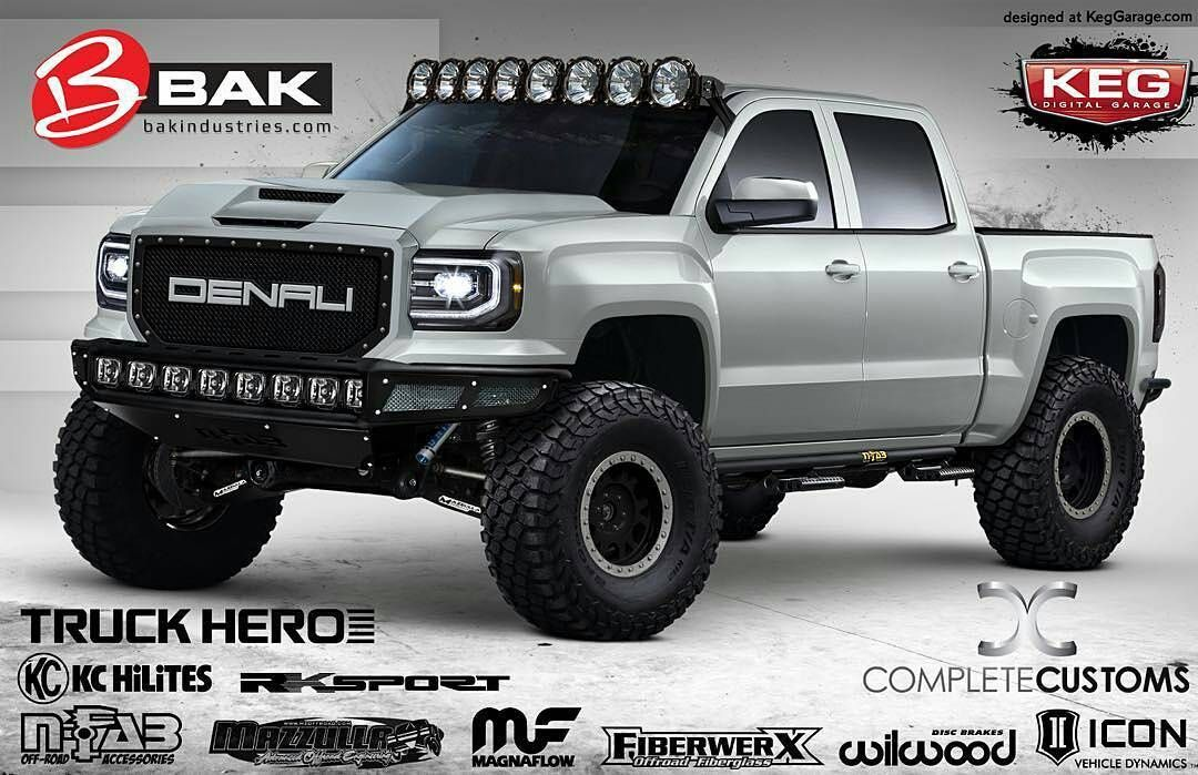 Ezrepost Completecustomsllc With Ezrepostapp Here Is Our New Truck Build For The 2016 Sema Show We Are Building A 2016 Denali 1500 2wd W A Trucks New Trucks Lifted Chevy Trucks