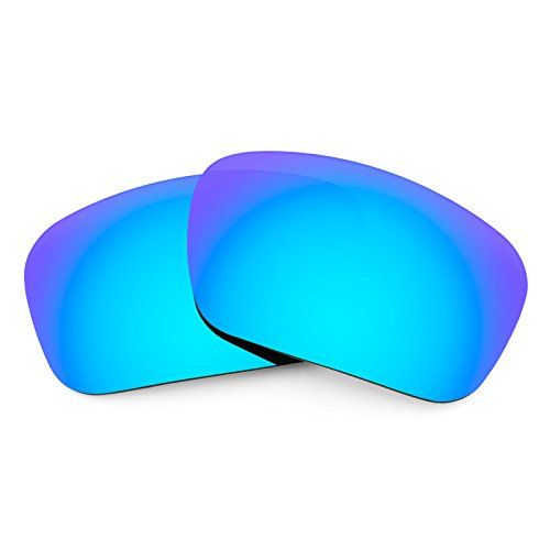 3c6fcf7f6f Revant Replacement Lenses for Oakley Badman Polarized Ice Blue MirrorShield     Check out this great product.