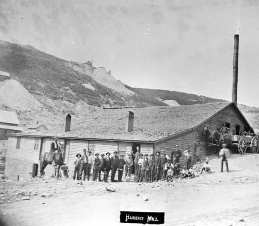 Creepy Abandoned Places In Denver: Nevadaville, Colo. 1880 :: Western History