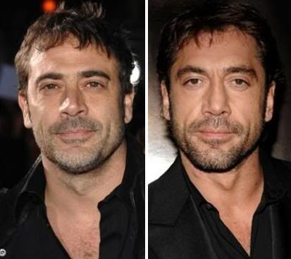 Jeffrey Dean Morgan   Javier Bardem   Dopplegangers Match n Game     Jeffrey Dean Morgan   Javier Bardem