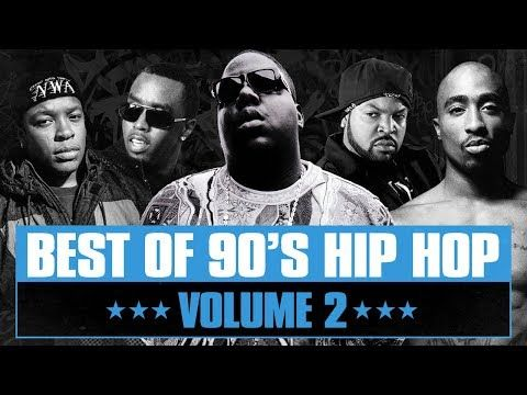 Fitness Music - 90's Hip Hop Mix #02 | Best of Old School Rap Songs | Throwback Rap Classics | Westc...