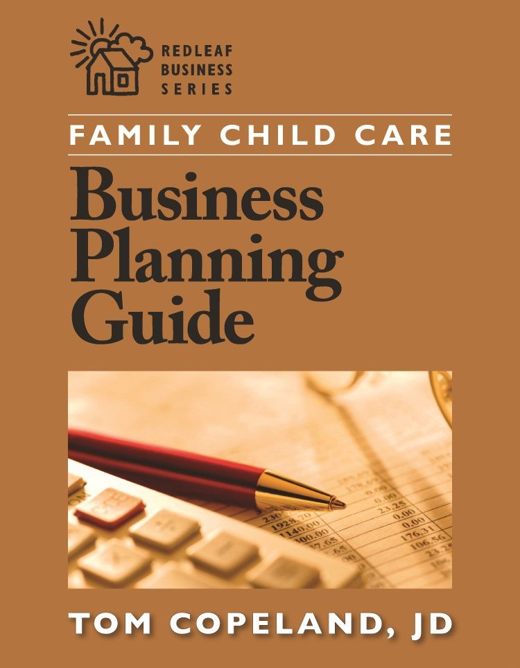 Business Planning Guide  Childcare Business