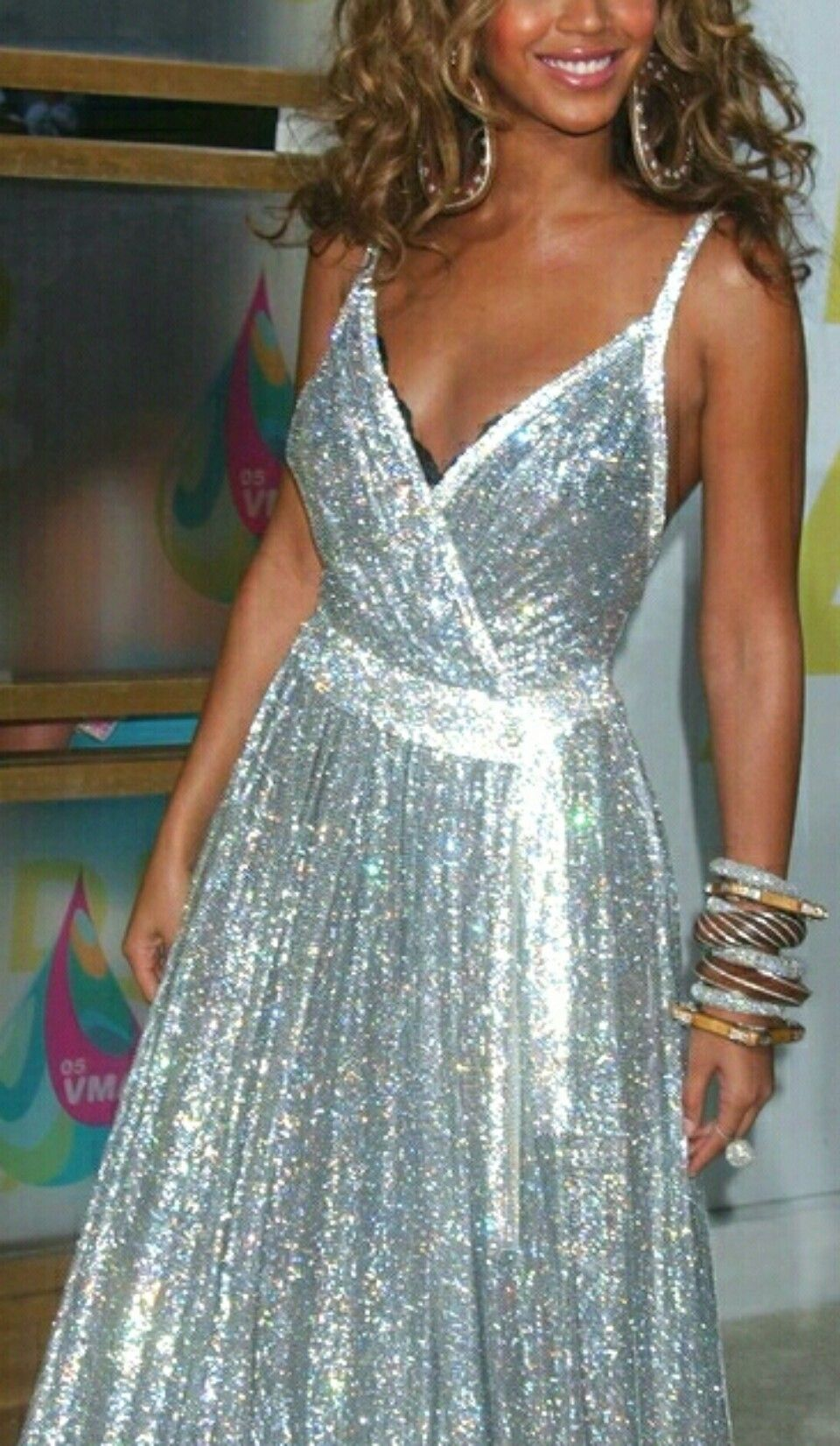 Beyoncé vma 2005 | dress | Pinterest