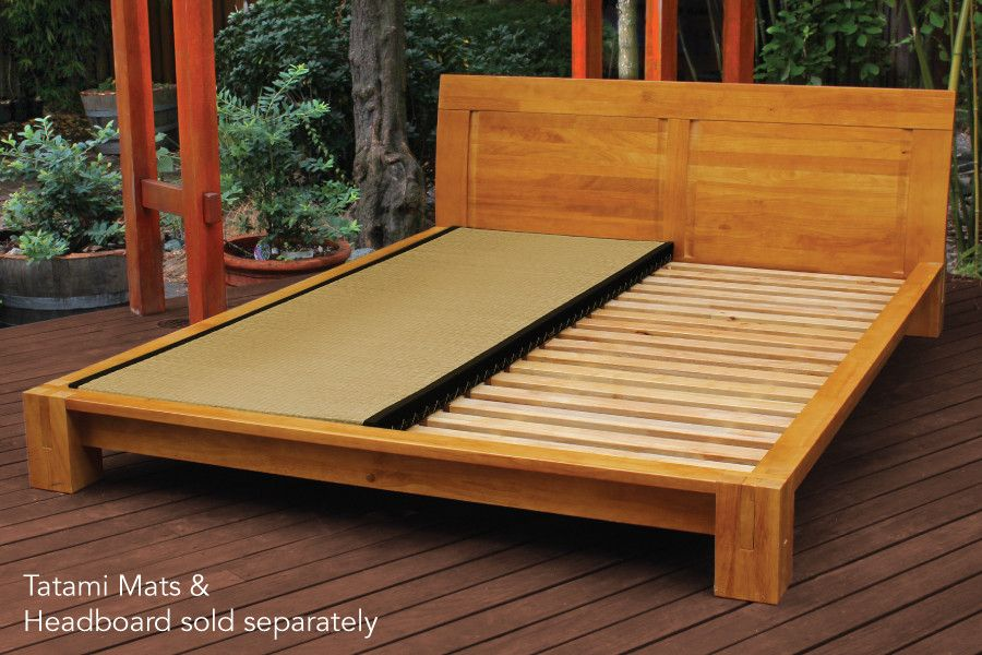 Tatami Bed Frame Tatami bed, Tatami mat, Bed frames for sale