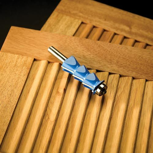 Rockler router bit videos help you visualize the for Wood router ideas