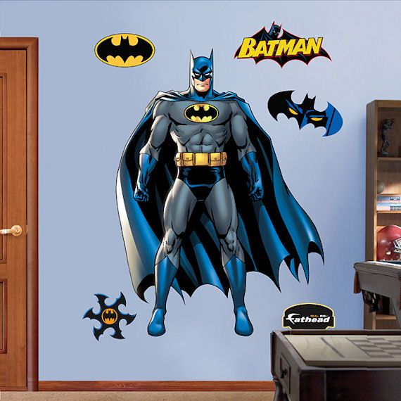 Batman fathead wall sticker wall sticker outlet