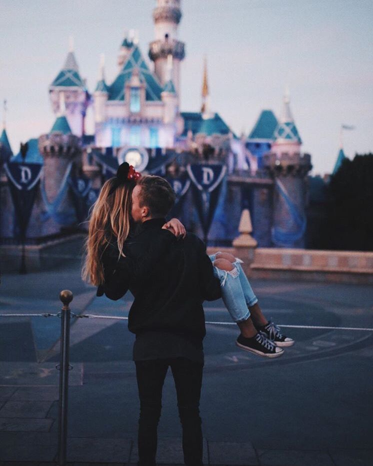 from Luis disneyland dating