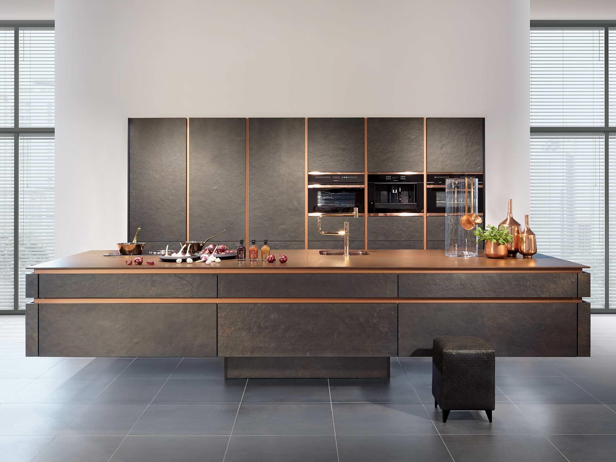 Forum Horizon Stone Schiefer Zeyko Kuchen Kuchentrends Kuchendesign Modern Moderne Kuchenideen