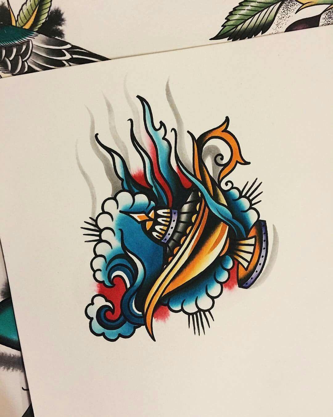 Pin By Josh Cooper On Tattoos Traditional Tattoo Flash
