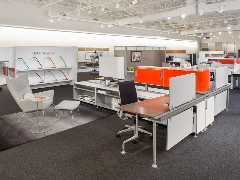 Dallas, United States | Office furniture, Dallas and Stylish office