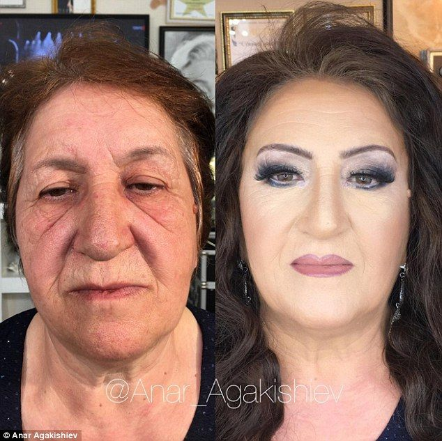 Celebrity Stylist Makes Women Look Decades Younger With Make Up
