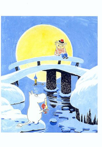 Moomins | Flickr - Photo Sharing!