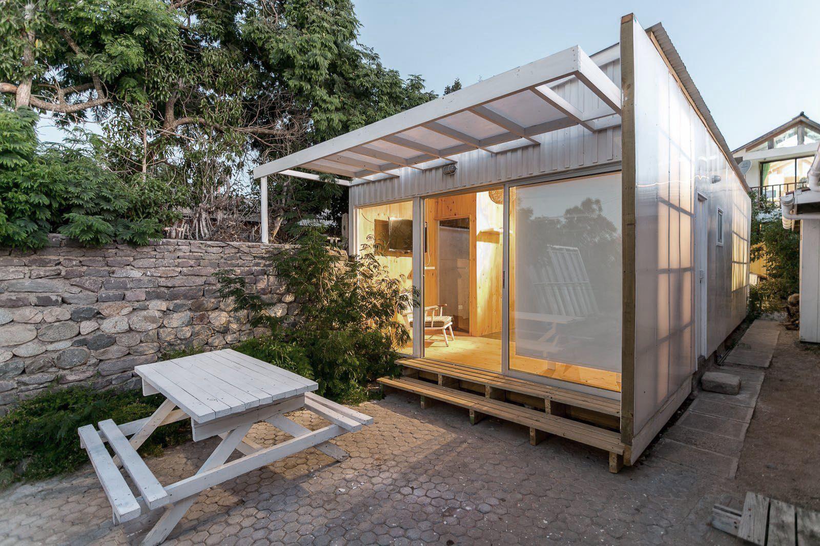 Polycarbonate Cabin / Alejandro Soffia. Tiny House DesignHome ...