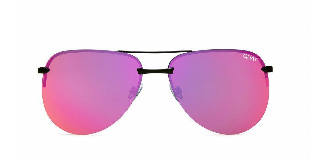 2887ca5701 Quay Sunglasses - The Playa Black Pink
