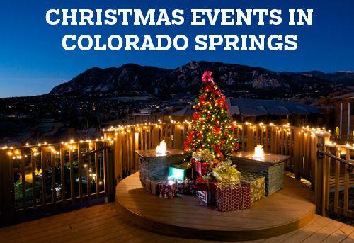 Christmas In Colorado Springs