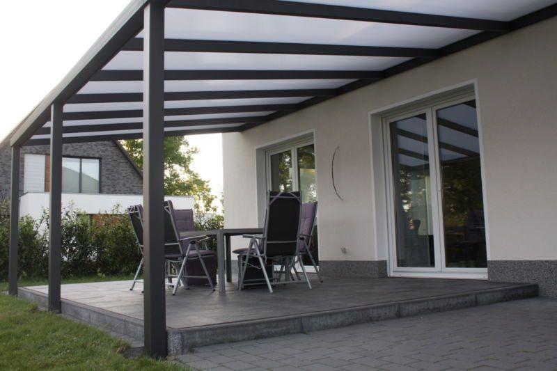 Photo of Canopy Terrace canopy W 4.00 m x D 3.00 m incluyendo montaje NUEVO