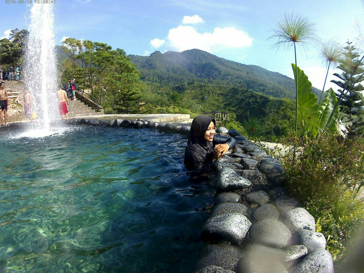 Wisata Umbul Sidomukti Semarang Jawa Tengah Kolam Renang Yg Berada Di Ketinggian Bisa Langsung Menikmati Pemandangan Ootdhij Pemandangan Indonesia Kolam