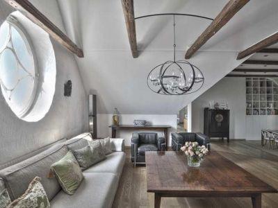 lovely swedish interior