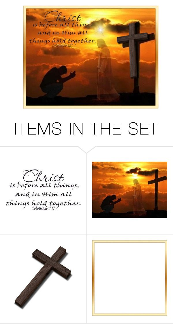 """In Him"" by nansg ❤ liked on Polyvore featuring art"