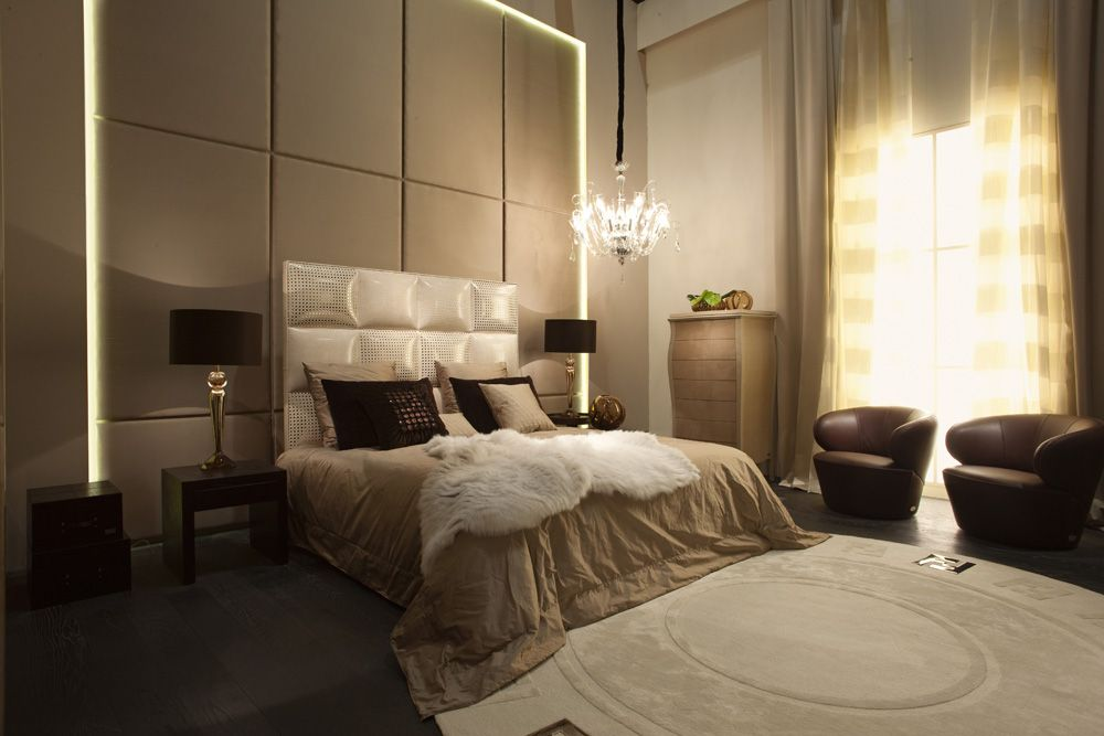 Fendi Bedroom Furniture Cgarchitect Professional 3d