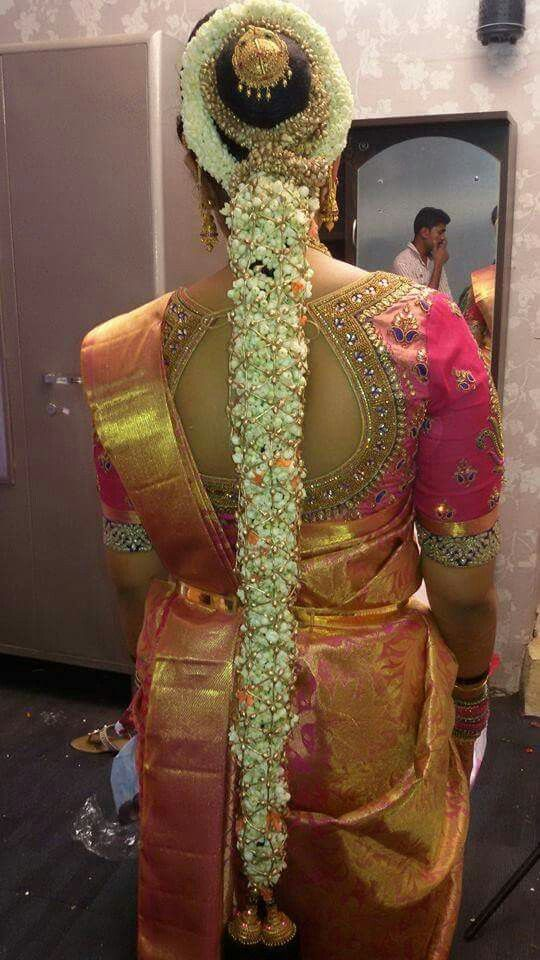 Sameepam For Neck Design Bride Hair Style Pinterest