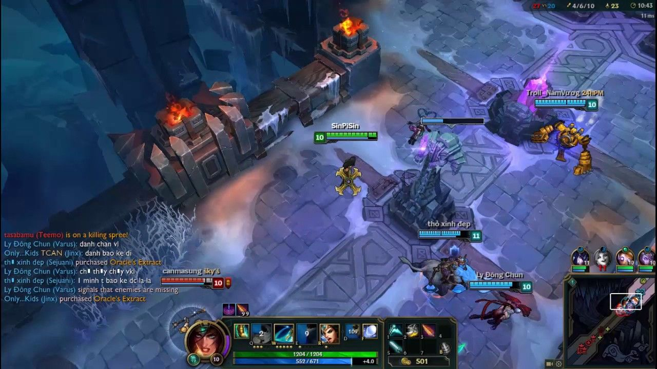 Funny Game Videos Relaxing Games League Of Legends Aram Fight