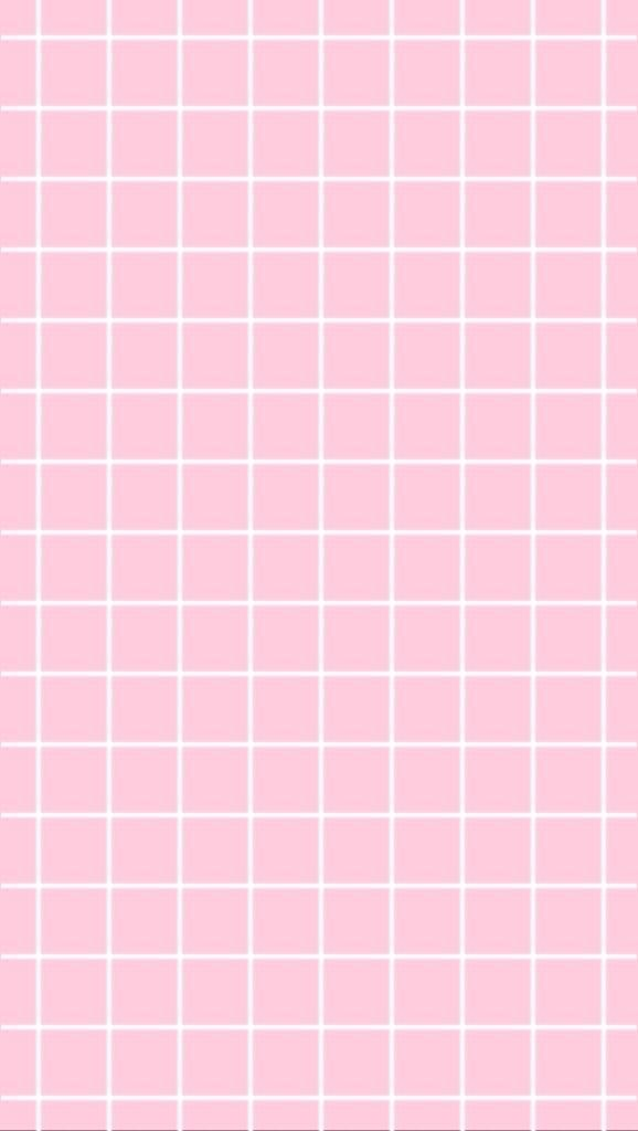 Pastel pink aesthetic wallpapers top free pastel pink. Pink Grid Wallpaper - Grid On Wall | Grid wallpaper, Pink ...