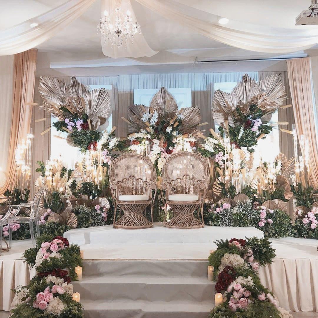 Jenis Bunga Untuk Dekorasi Pernikahan