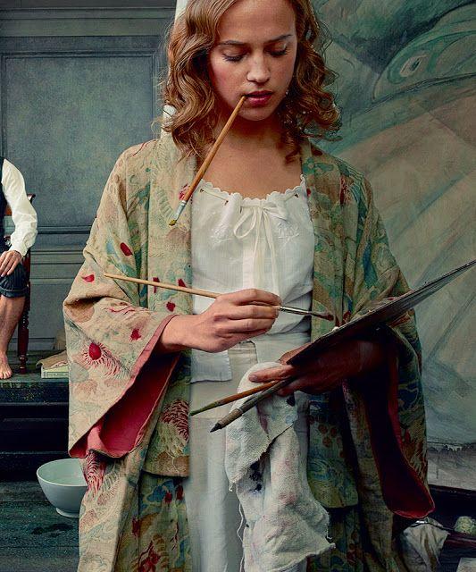 Costumes: La fille danoise, Gerda   – Writing: Character Inspiration