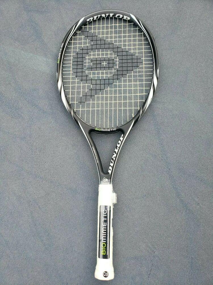 Advertisement(eBay) Dunlop Biomimetic 600 G2 w/shoulder bag