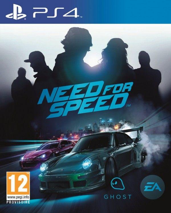 Need For Speed 2015 Nfs En Precommande Jeux De Course Jeux Xbox One Jeux Video