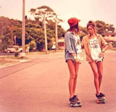 I need a friend that'll skate with me anytime and everywhere