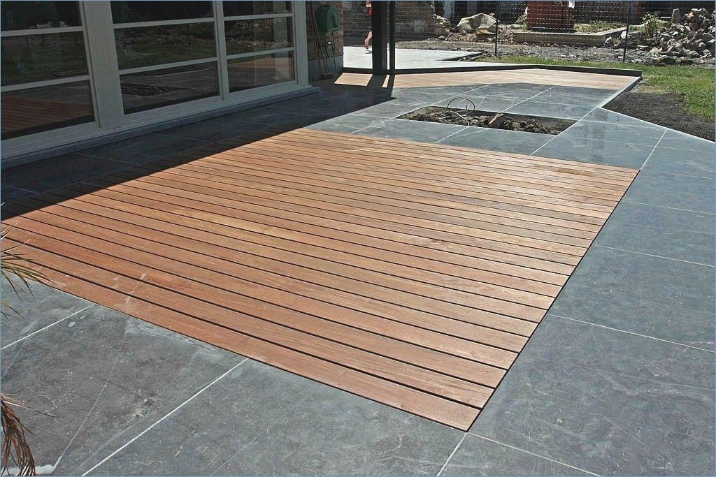 Etancheite Terrasse Avant Carrelage Terrace Tiles Wood Tile Hardscape Backyard