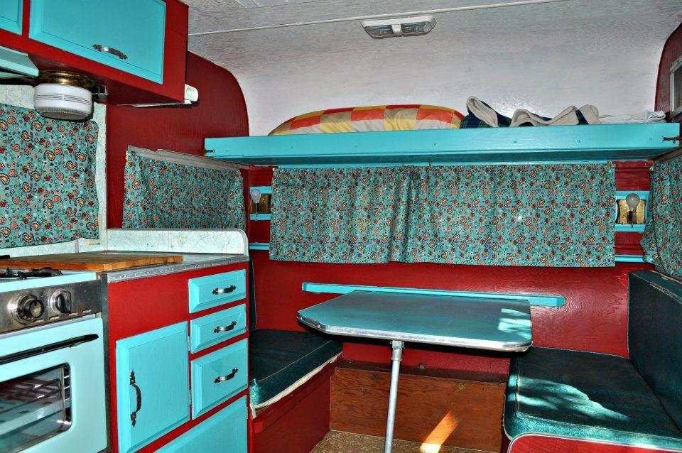 Camper Decorating
