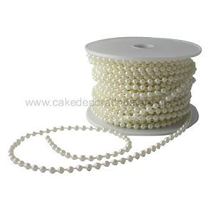 Ivory Cake - 1m Trim