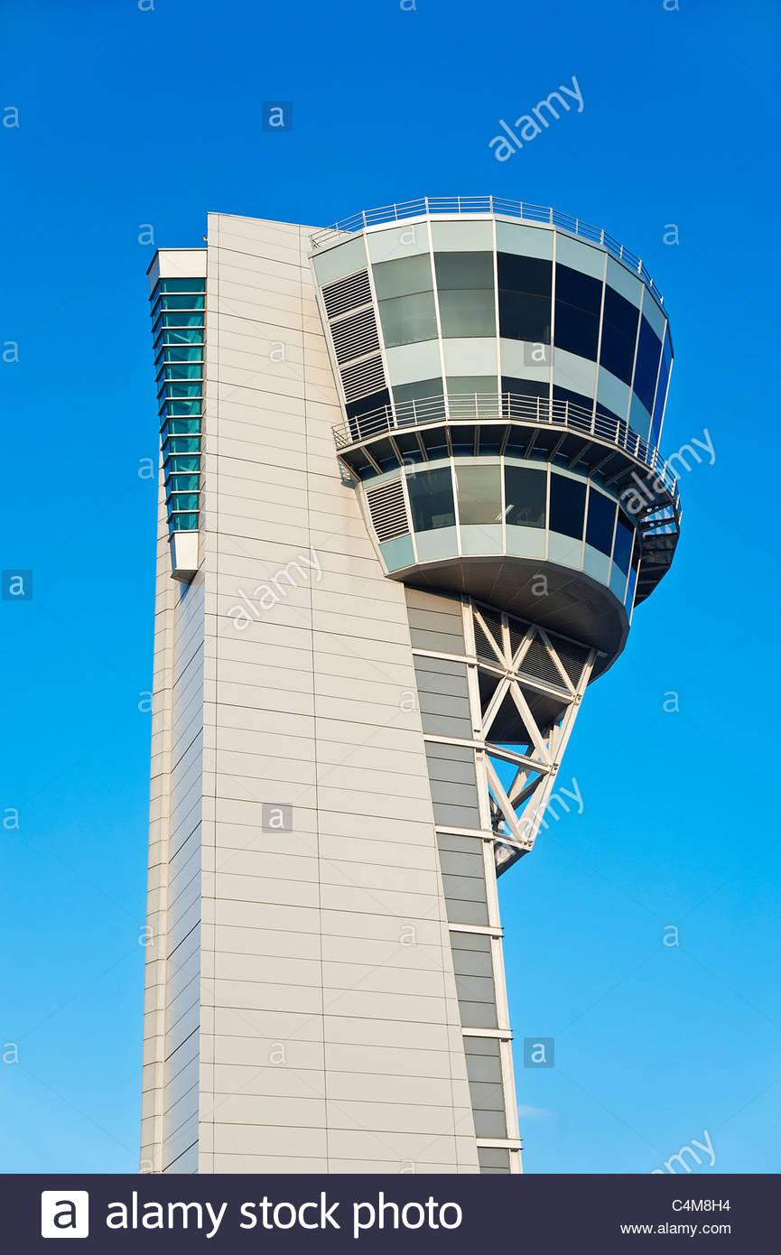 Air traffic control tower, Philadelphia International