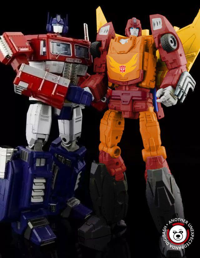 Dx9 Toys Reveals Masterpiece Inspired Rodimus Prime Transformers News Transformers Toys Transformers Masterpiece Transformers Starscream