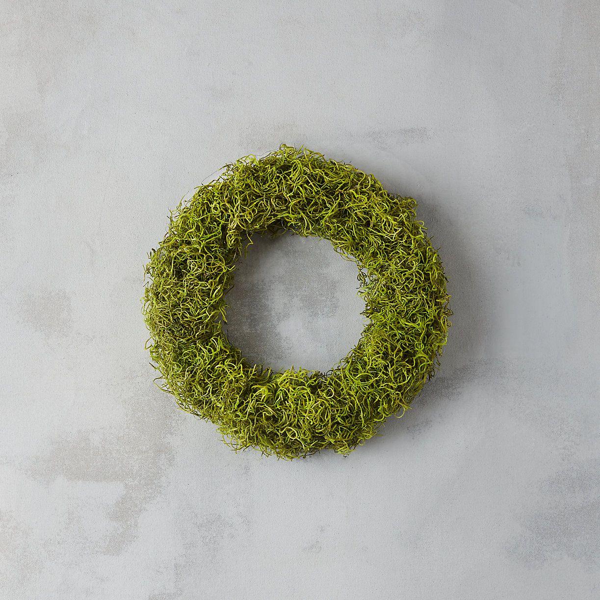 preserved spanish moss wreath affiliatelink ad affiliate