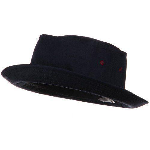 Roll Up Bucket Hats-Navy with Wine W12S45F XL-XXXL for Golf 5b8e87f19d9