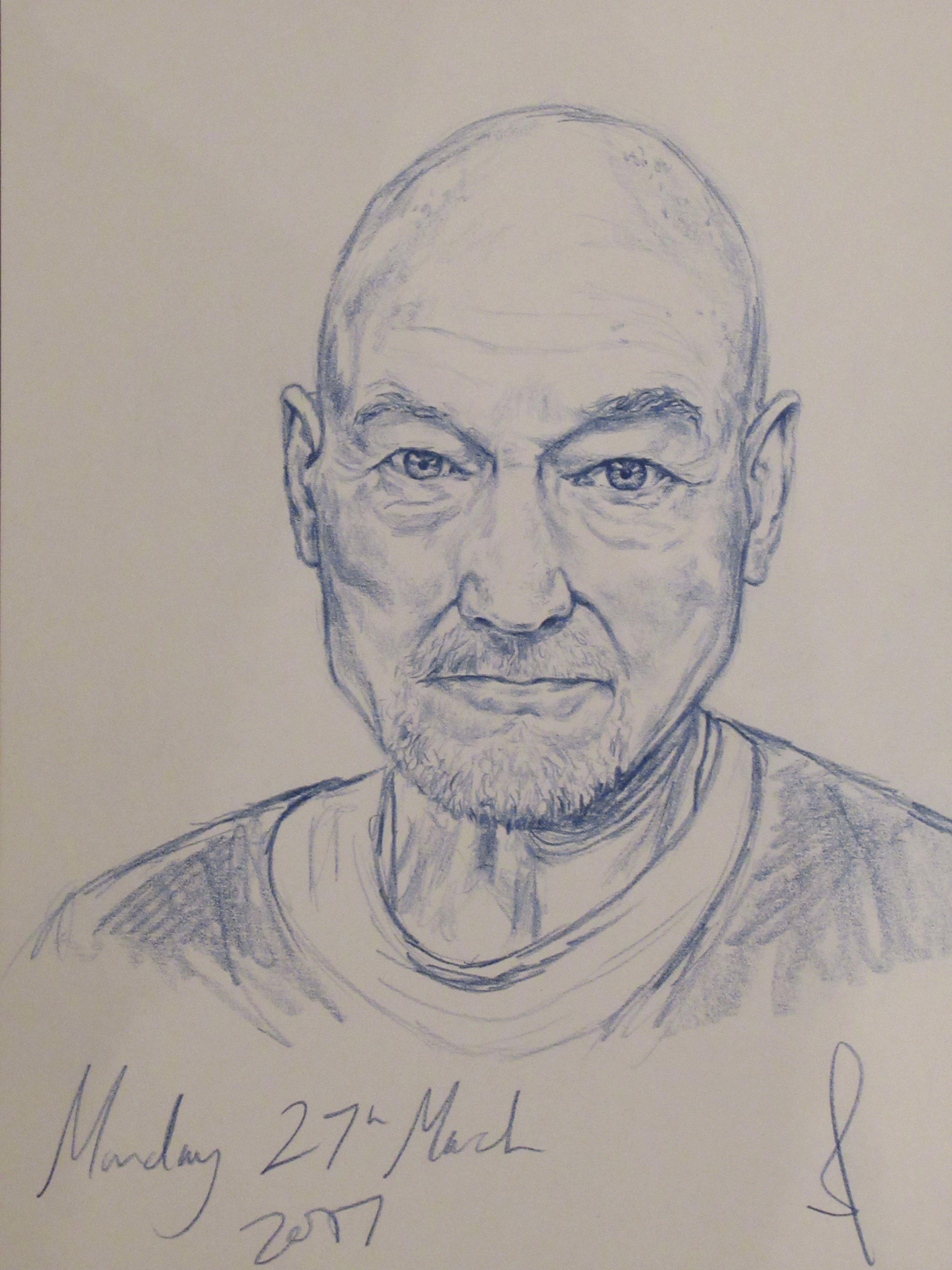 Images About Patrick Stewart On Pinterest Patrick