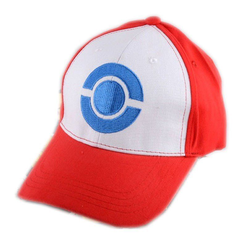 0776b365065 Pokemon ASH KETCHUM Baseball Hat