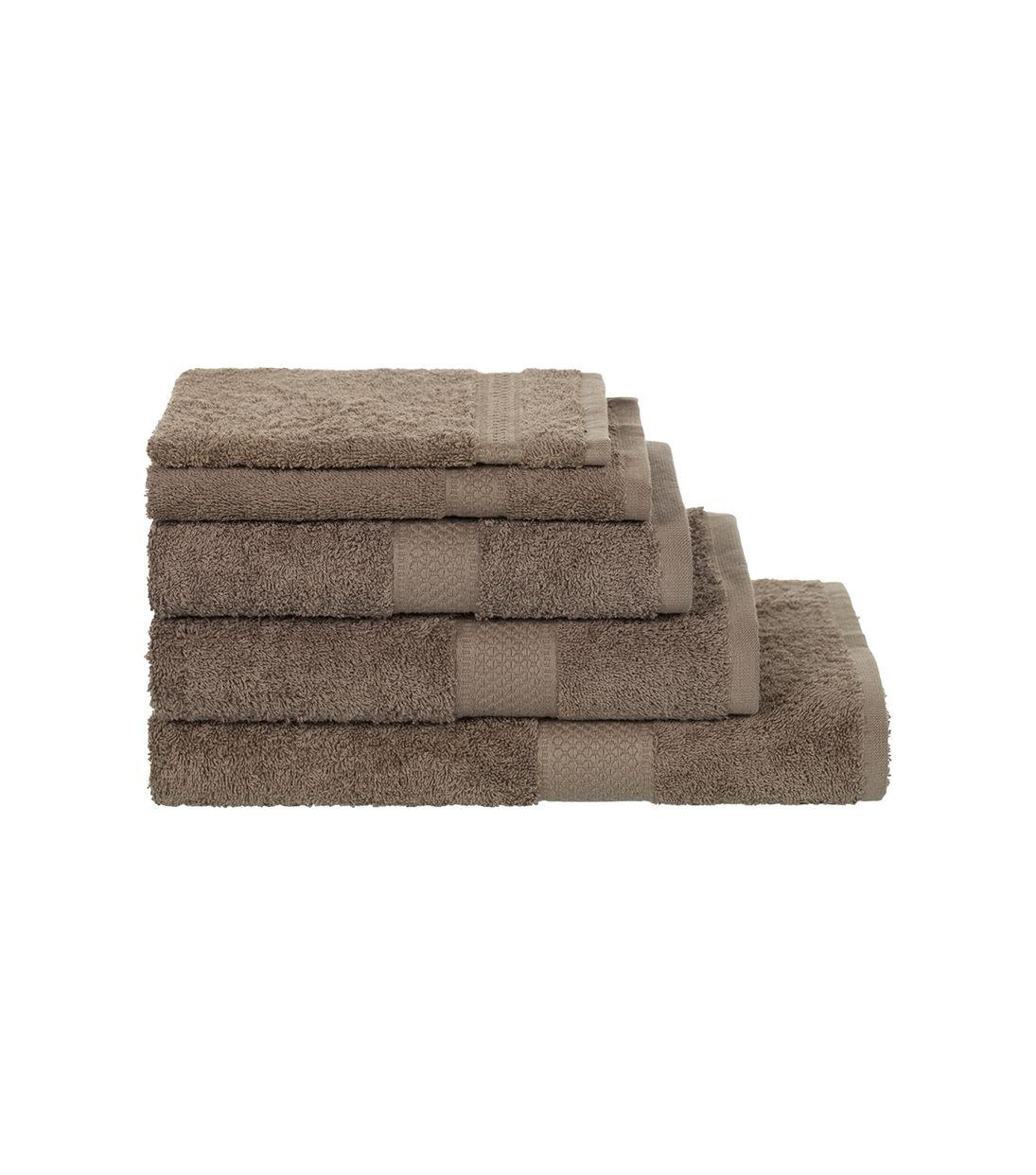 bath towels heavy quality - taupe – HEMA   Stoere badkamer ...