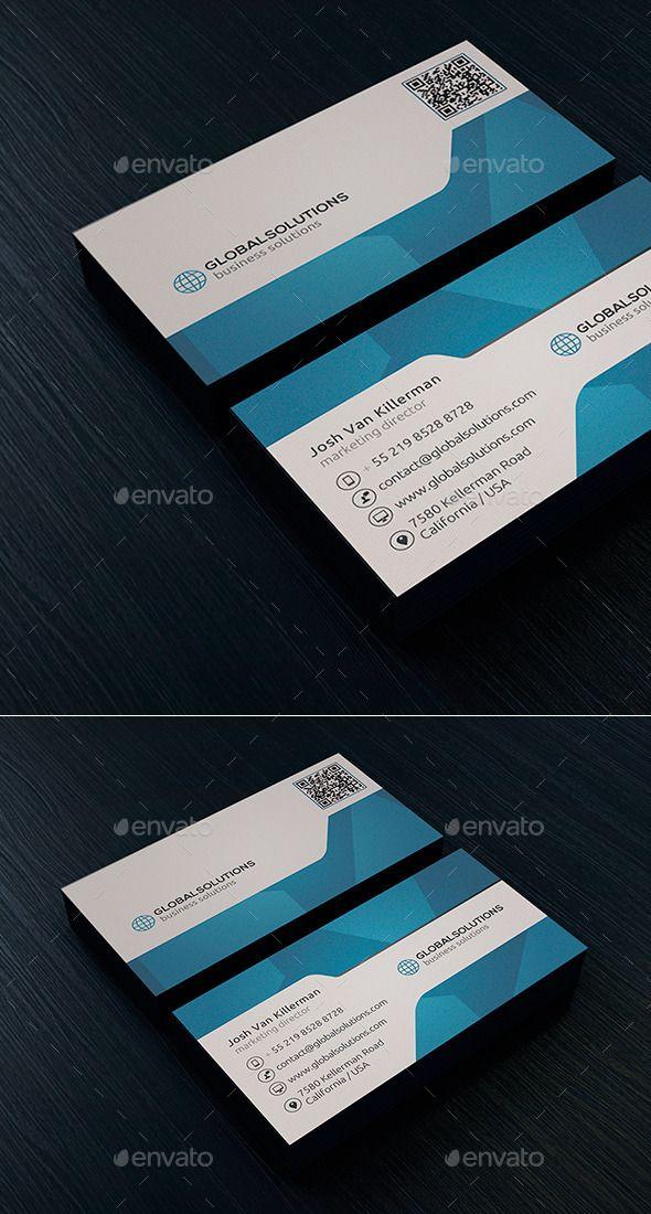 Corporate Business Card 3 Corporate Business Card Minimalist Business Cards Vertical Business Card Template