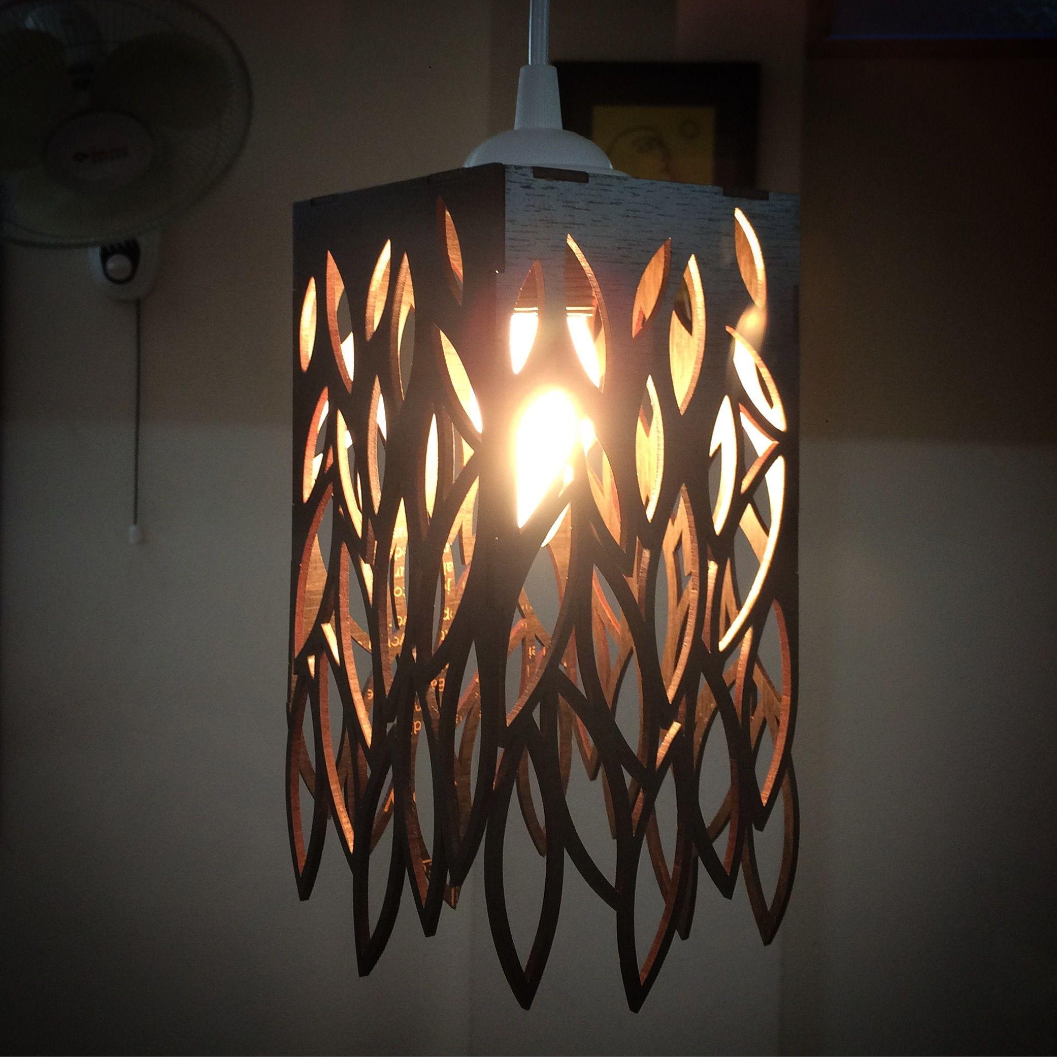 Laser Cut Lamps Cnc Wood Cutting Plasma Lighting Design Ideas Machine Metal Art Working
