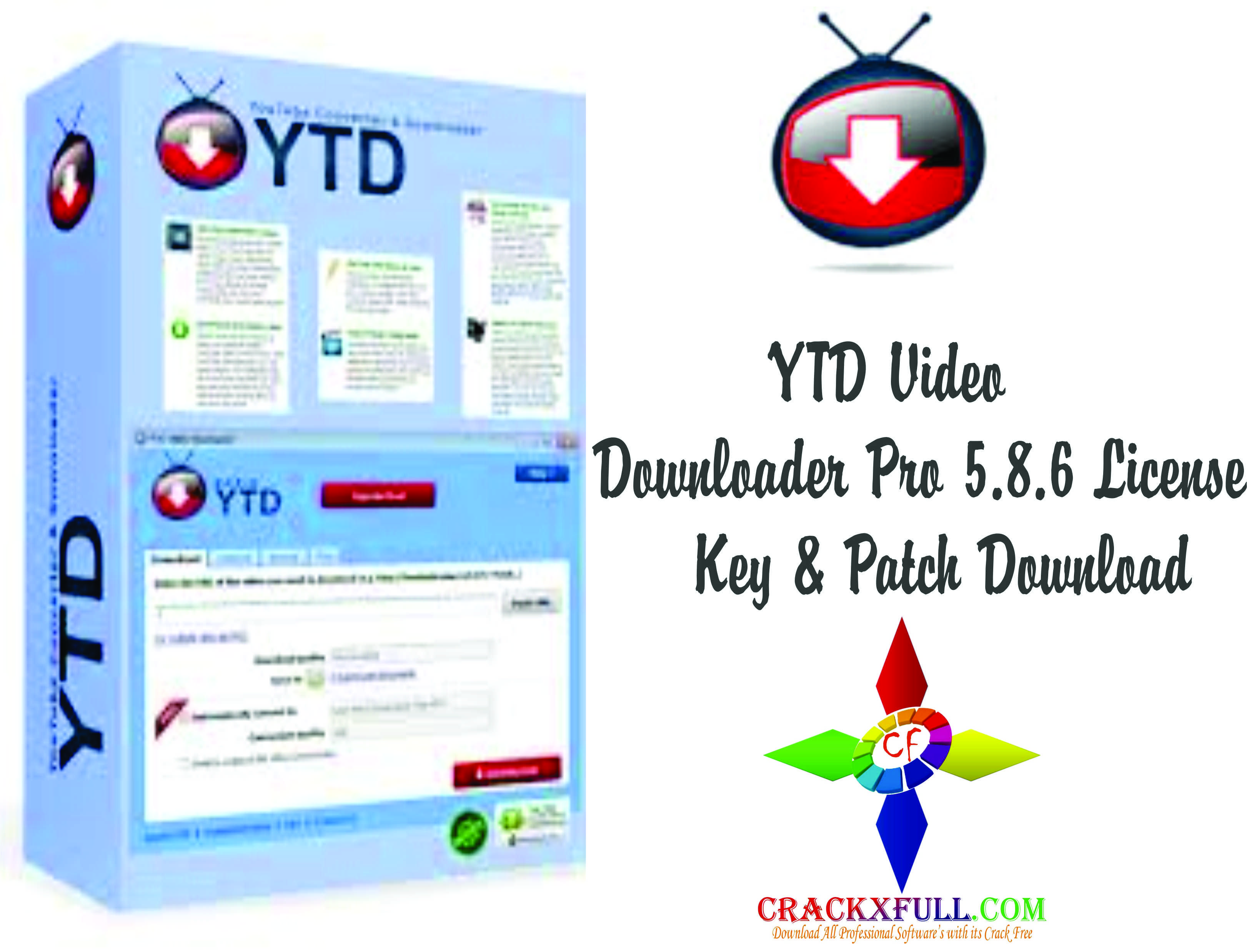 ytd downloader product key